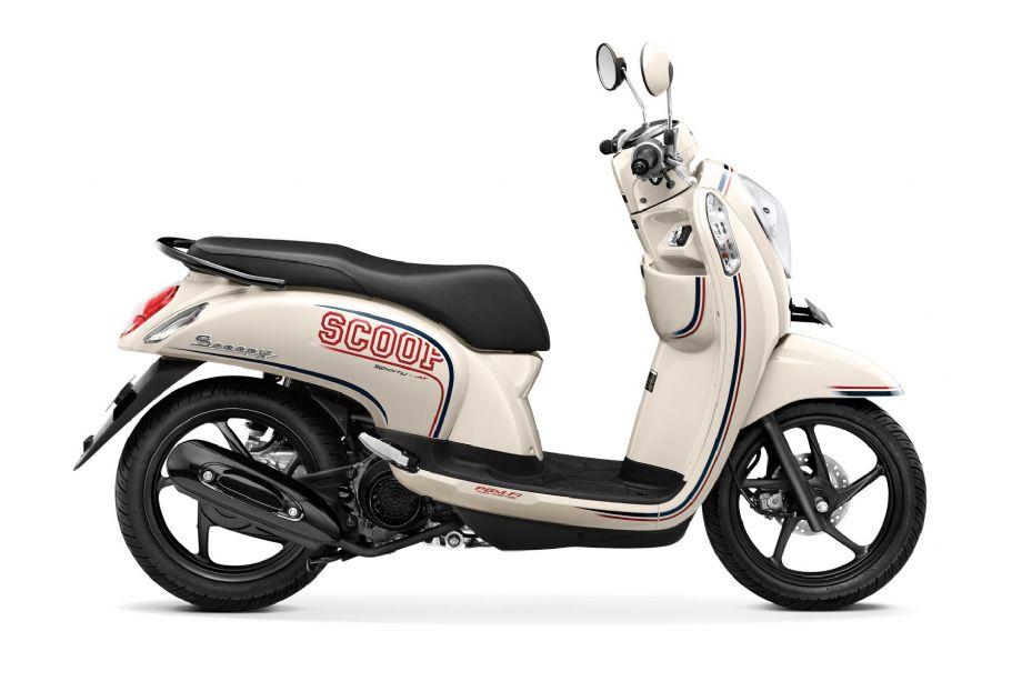 Answer Back System Jadi Andalan New Honda Scoopy-FI