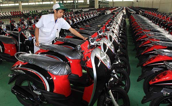 AHM Rilis Warna Sporty Honda Scoopy