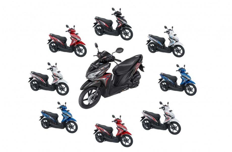 Fitur Canggih Bikin Honda Vario Kuasai 70,1% Market Share Skutik Nasional