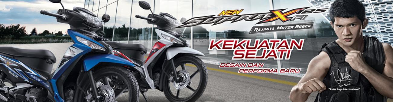 AHM Rilis Honda Supra X 125 Helm in