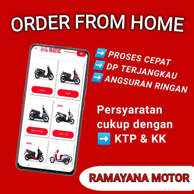ORDER FROM HOME