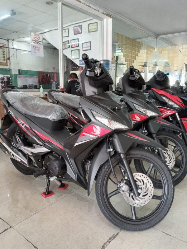 PROMO SPESIAL AKHIR BULAN #HondaSupraX125