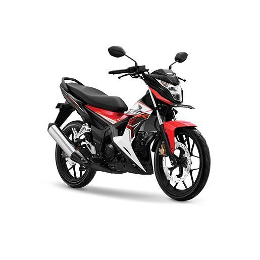 Honda Sonic 150R - Energetic Red