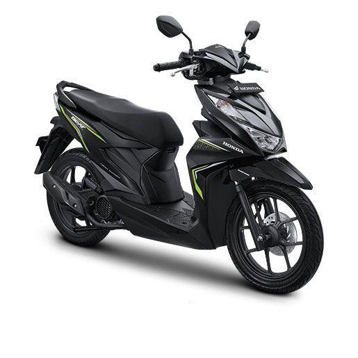 Honda Beat ISS
