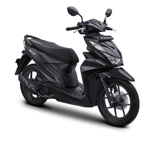 Honda Beat ISS Deluxe