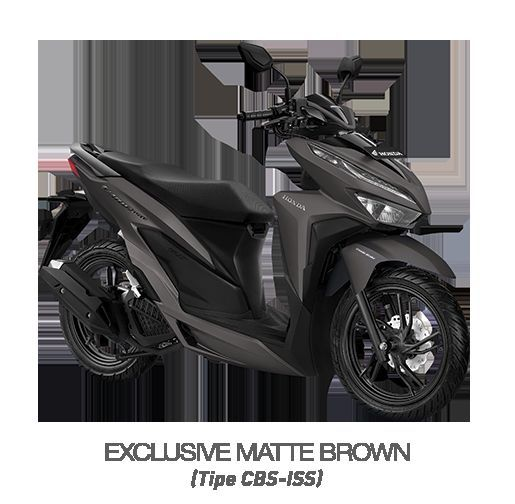Honda Vario 150 - EXCLUSIVE MATTE BROWN