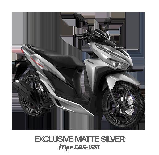 Honda Vario 150 - SILVER