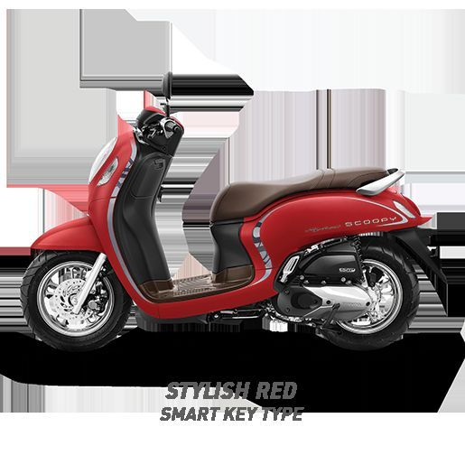 ALL New Scoopy Prestidge / Stylish - stylish red