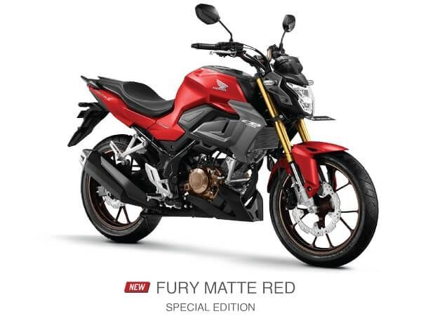 NEW CB 150 R SPECIAL EDITION